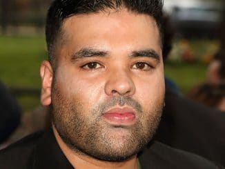 Naughty Boy - Asian Awards 2016 - Arrivals