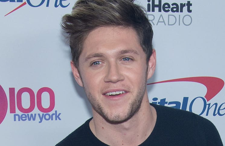 Niall Horan - Z100 Jingle Ball 2016 - 2