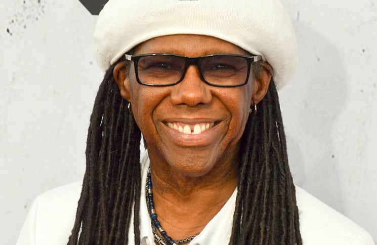 Nile Rodgers - 2016 iHeartRadio Music Awards