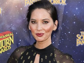 Olivia Munn - 42nd Annual Saturn Awards