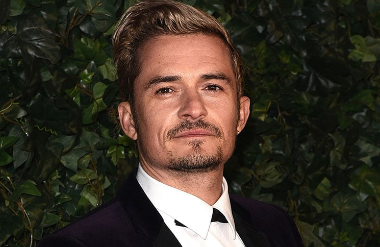 Orlando Bloom - 62nd Annual London Evening Standard Theatre Awards - 2
