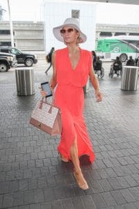 Paris Hilton Sighted at LAX Airport on December 13, 2016 - 2