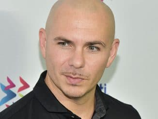 Pitbull - PlentiTogether Live Concert Arrivals at Hammerstein Ballroom in New York City - 2