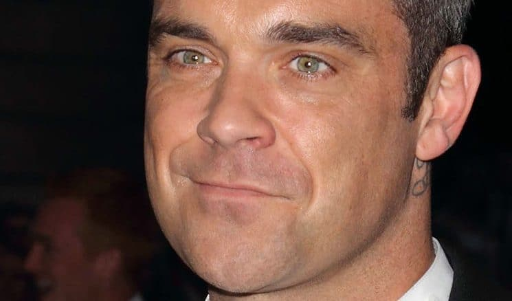 Robbie Williams - GQ Men of the Year Awards 2012 - 3