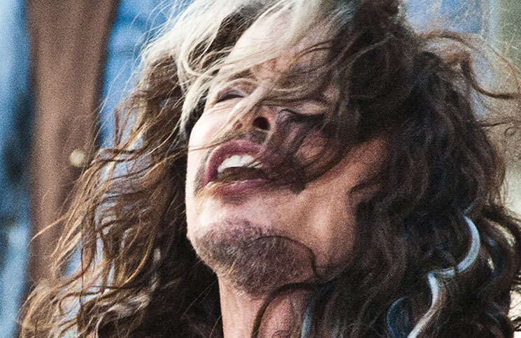 "Steven Tyler in Concert on NBC's ""The Today Show"" at Rockefeller Plaza in New York City - June 24, 2016"