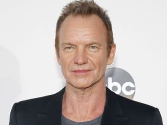 Sting - 2016 American Music Awards