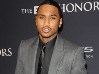 Trey Songz - 2015 BET Honors