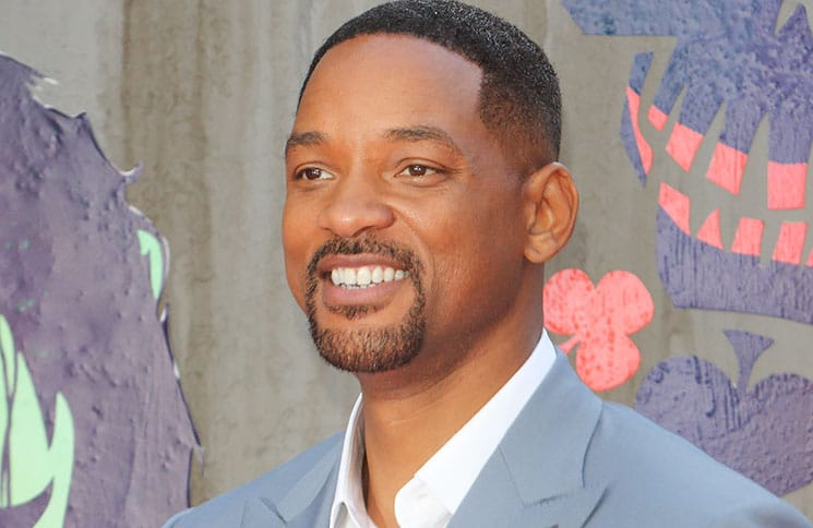 "Will Smith - ""Suicide Squad"" European Premiere"