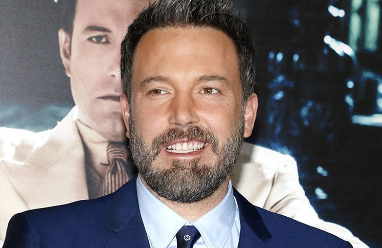 "Ben Affleck - ""Live By Night"" Los Angeles Premiere"