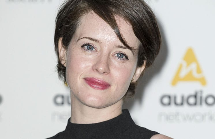 Claire Foy - Royal Television Society Programme Awards 2016