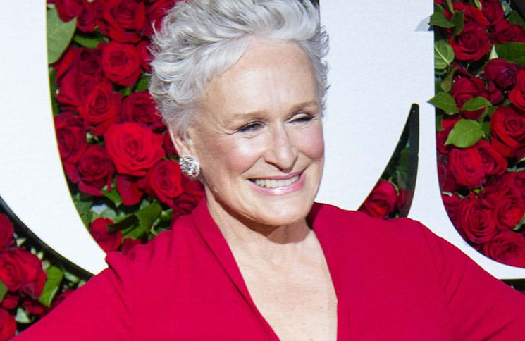 Glenn Close - 70th Annual Tony Awards