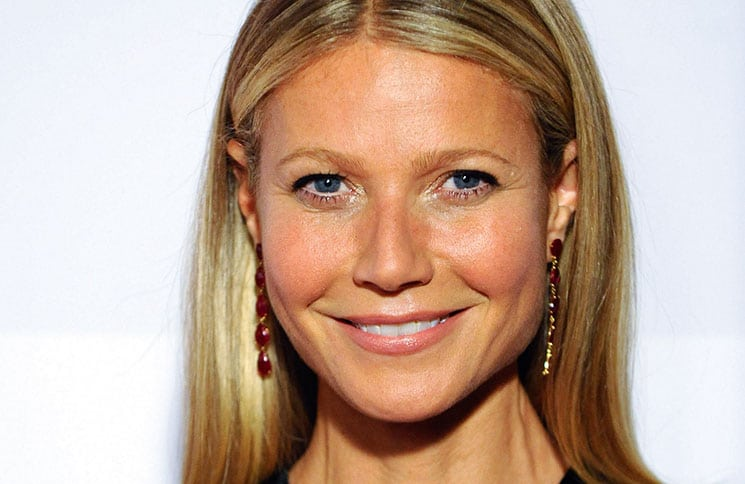 Gwyneth Paltrow - ELLE 30th Anniversary Party in Madrid
