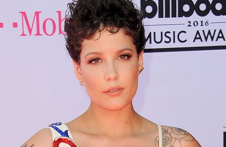 Halsey - 2016 Billboard Music Awards