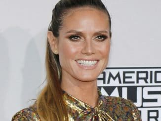 Heidi Klum - 2016 American Music Awards