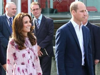 Herzogin Kate und Prinz William - The Duke & Duchess of Cambridge and Prince Harry Celebrate World Mental Health Day at the London Eye with Heads Together