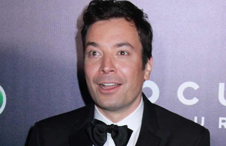 Jimmy Fallon - NBCUniversal's 74th Annual Golden Globes After Party