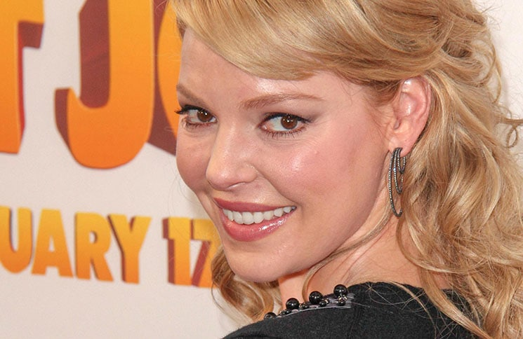 "Katherine Heigl - ""The Nut Job"" Los Angeles Premiere"