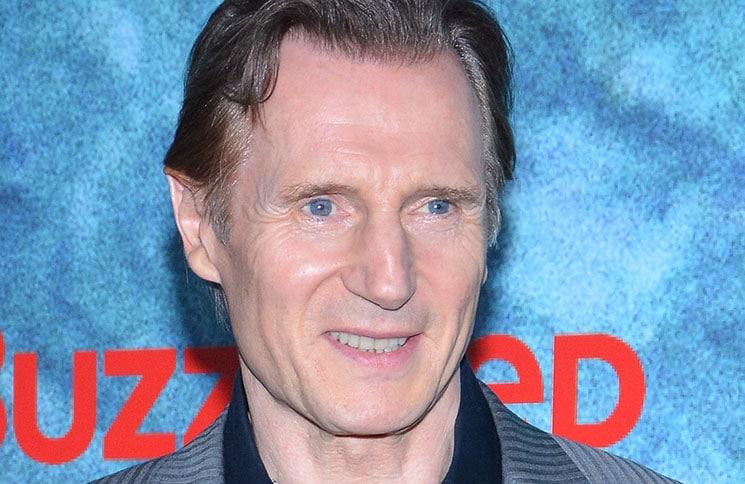 Liam Neeson zu Tränen gerührt - TV News