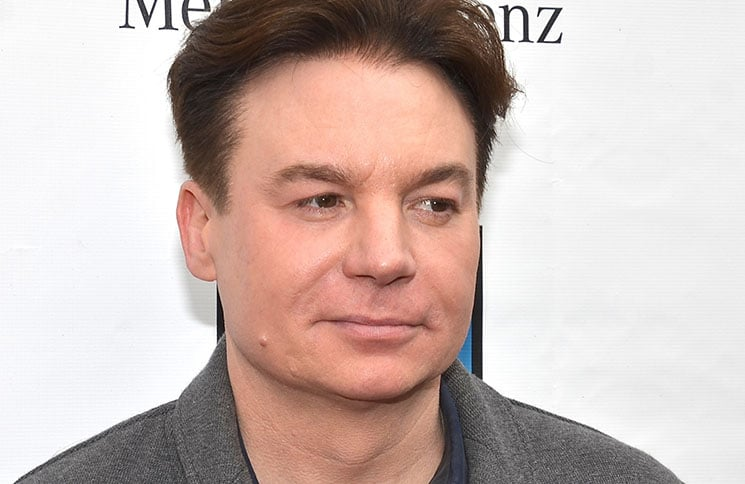 "Mike Myers - 2014 Napa Film Festival - ""Supermensch: The Legend of Shep Gordon"" Screening"