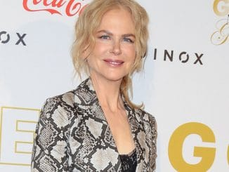 Nicole Kidman - Life is Good at Gold Meets Golden Event Arrivals at Equinox in Los Angeles