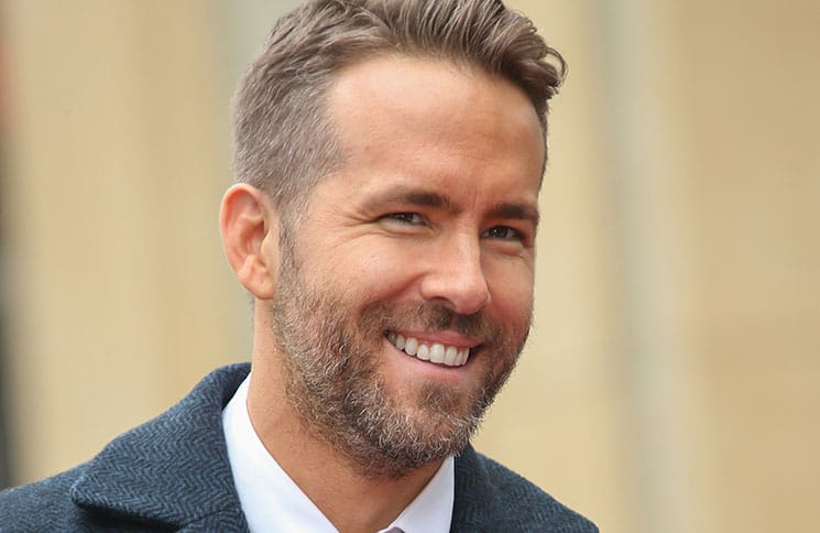 Ryan Reynolds Honored with a Star on the Hollywood Walk of Fame