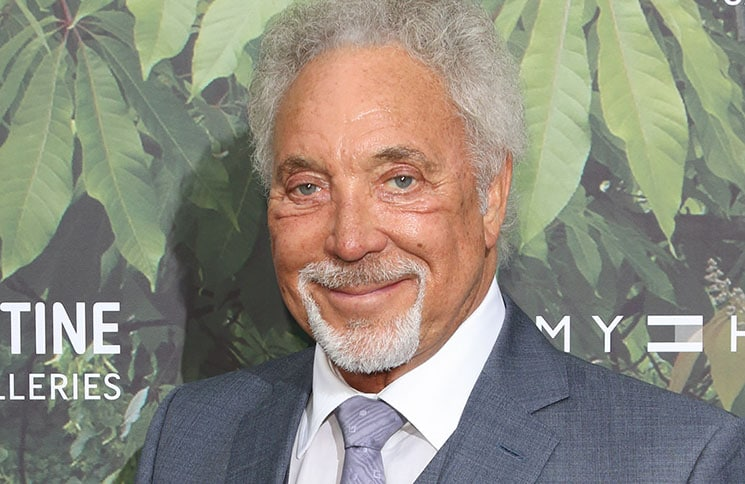 Tom Jones - The Serpentine Summer Party 2016