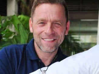 Thomas Häßler - Dschungelcamp 2017 Kissen