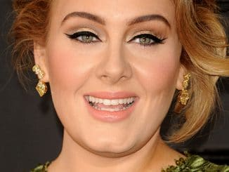 Adele - 59th GRAMMY Awards - 2