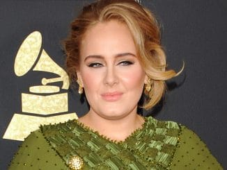 Adele - 59th GRAMMY Awards
