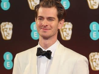 Andrew Garfield - EE British Academy Film Awards 2017