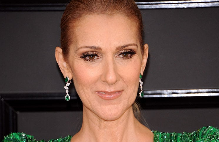Celine Dion - 59th GRAMMY Awards - 2