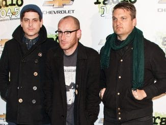 Cold War Kids - Radio 104.5's Winter Jam 2015 at XFinity Live! in Philadelphia