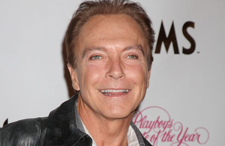 David Cassidy - Playboy's 2011 Playmate of the Year Celebration