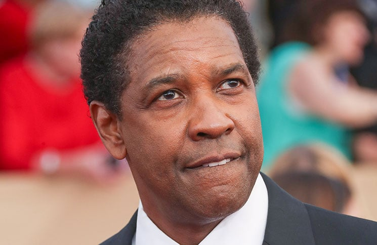 Denzel Washington - 23rd Annual Screen Actors Guild Awards