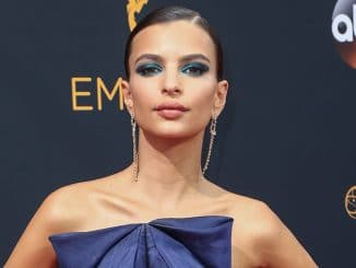 Emily Ratajkowski - 68th Annual Primetime Emmy Awards