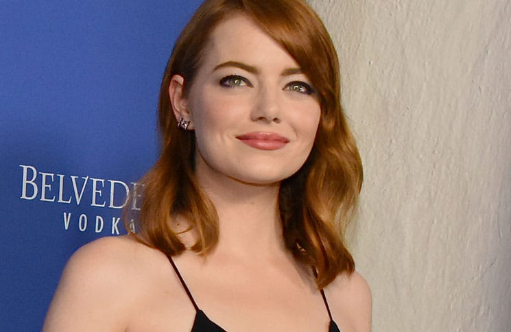 Emma Stone - 32nd Santa Barbara International Film Festival
