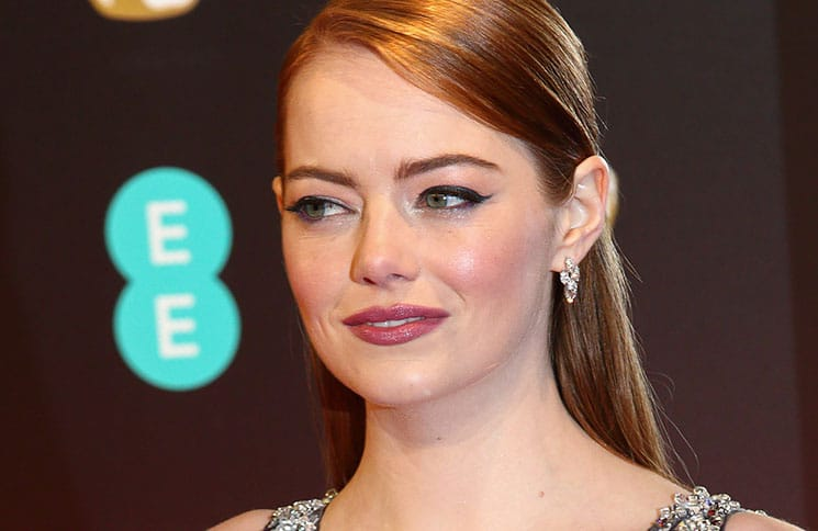 Emma Stone - EE British Academy Film Awards 2017