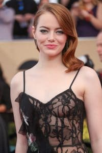 Emma Stone - 23rd Annual Screen Actors Guild Awards
