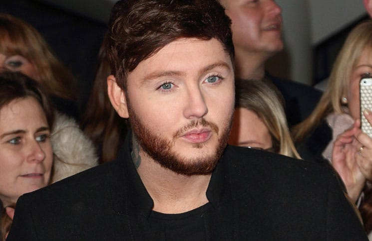James Arthur - National Television Awards 2017