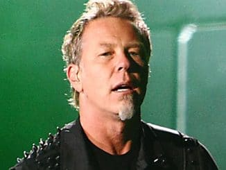 James Hetfield - Metallica - Rock im Park Music Festival 2012