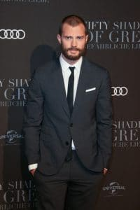 "Jamie Dornan - ""Fifty Shades Darker"" European Premiere"