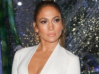 Jennifer Lopez and Giuseppe Zanotti Celebrate Their New Shoe Collaboration - Arrivals