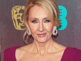 Joanne K. Rowling - EE British Academy Film Awards 2017