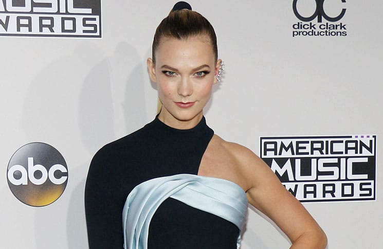 Karlie Kloss - 2016 American Music Awards