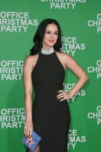 """Katy Perry - """"Office Christmas Party"""" Los Angeles Premiere"""