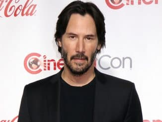 Keanu Reeves - CinemaCon 2016