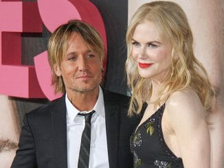"Keith Urban and Nicole Kidman - HBO's ""Big Little Lies"" TV Series Season 1 Premiere"