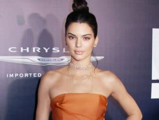 Kendall Jenner: Ärger für Chris Brown-Video - Musik News