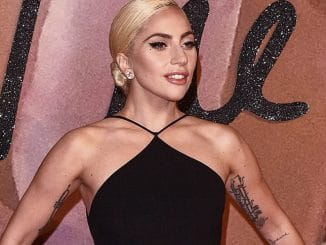 Lady Gaga - The Fashion Awards 2016