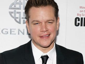 Matt Damon - 30th Annual American Cinematheque Awards Gala